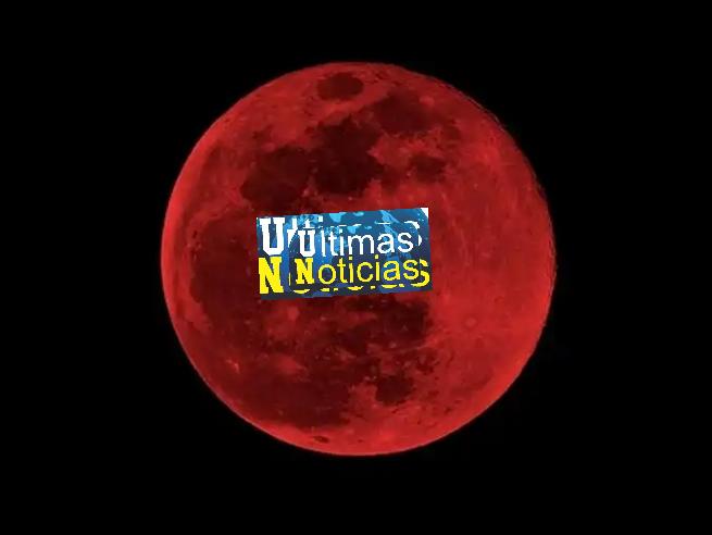 Hoy 5 de junio eclipse de luna!!