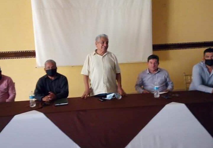 Senador Saúl López Sollano promueve a escondidas a Félix Salgado Macedonio.