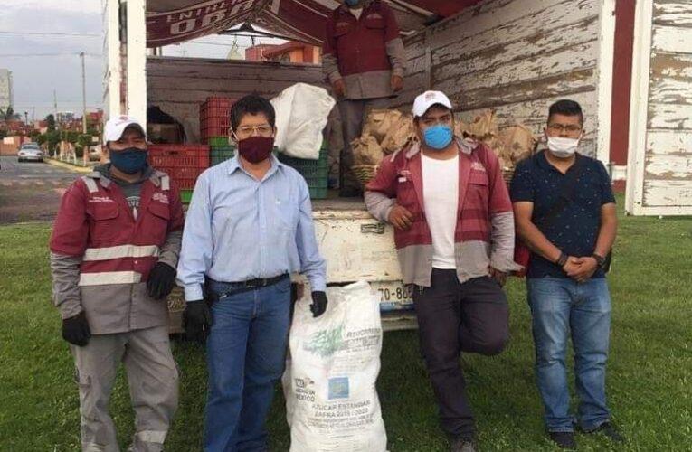 """""""Valores a tu mesa"""" un programa humanitario del ayuntamiento de San Andrés: Karina Pérez Popoca"""