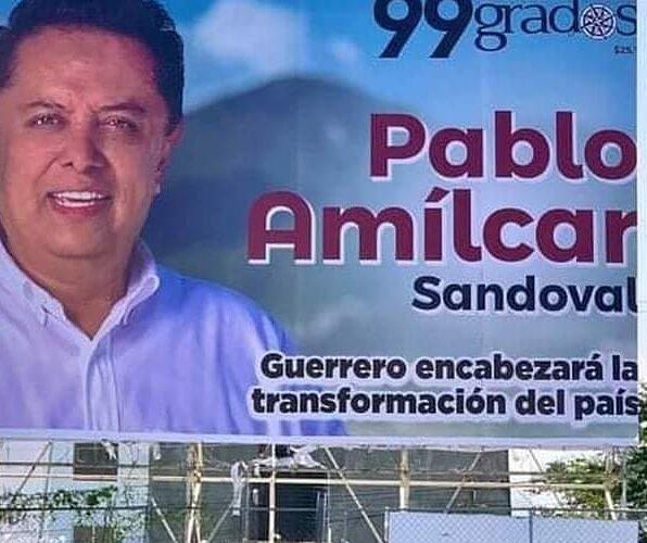 Los pleitos en Morena PABLO AMILCAR MENTIROSO Y SIMULADOR: MARCIAL RODRÍGUEZ SALDAÑA.