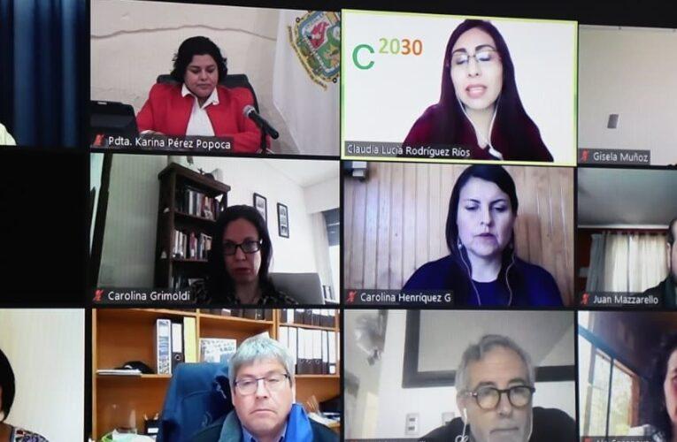 """PARTICIPA KARINA PÉREZ EN EL """"TERCER ENCUENTRO DE CIUDADES SANAS"""""""