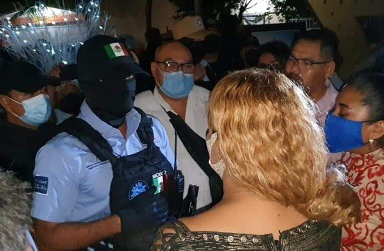 Desactivan autoridades de Acapulco fiesta de XV años en Puerto Marqués