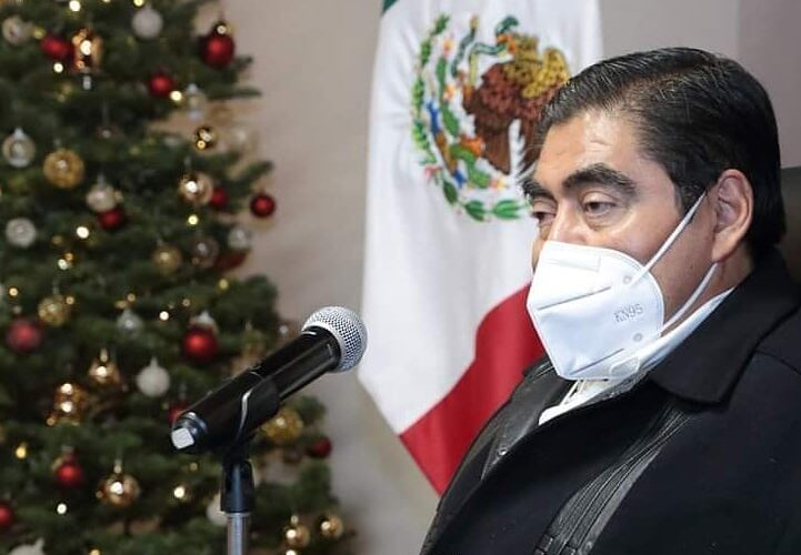 Regresa Puebla de amarillo a naranja en el semáforo epidemiológico estatal: Miguel Barbosa