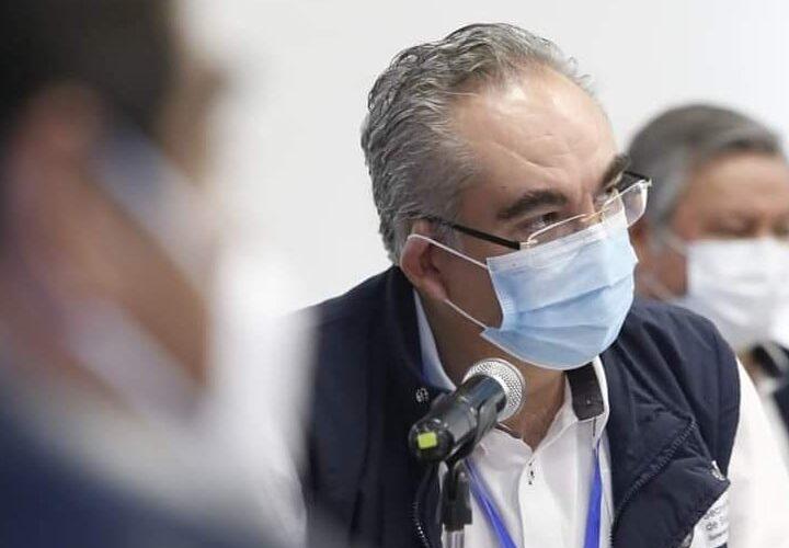 Se incrementó un 20% las intubaciones en Puebla: Antonio Martínez.