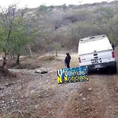 Localizan un hombre muerto en Zumpango.