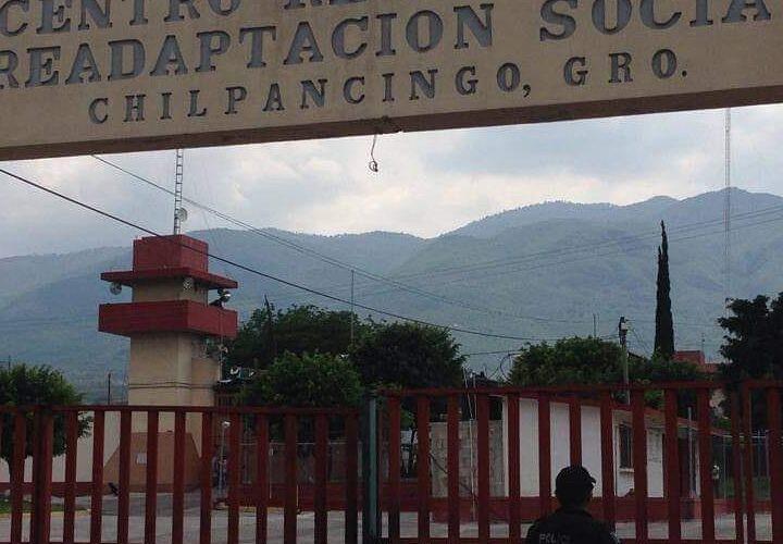 Reo asesina a su mujer en el CERESO de Chilpancingo; había acudido a visita conyugal.