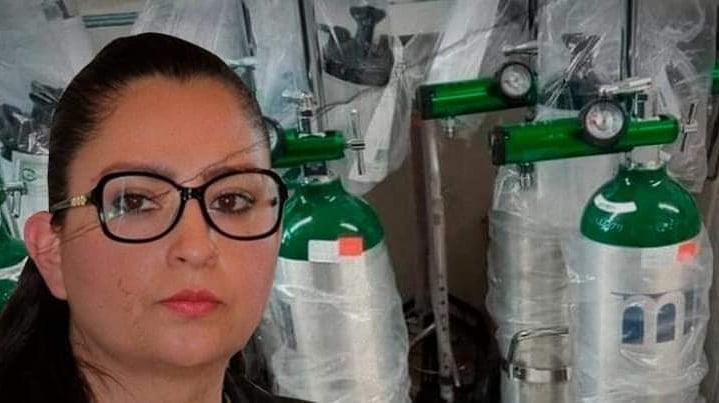"""El DIF Municipal de Puebla obliga a sus trabajadores a defender """"donaciones covid""""; hermana de Claudia niega actos de precampaña."""