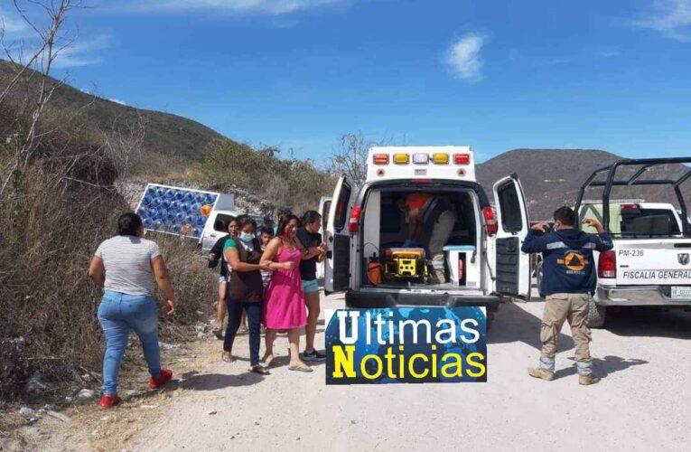 Atacan a puñaladas a una mujer en Chilpancingo.