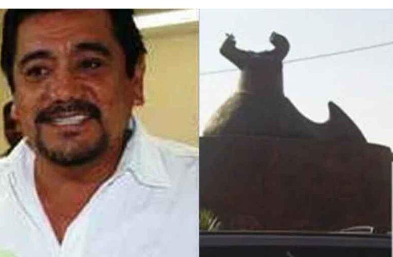 Félix Salgado alista acuerdo para vender la protesta; aparece en investigación de la DEA.