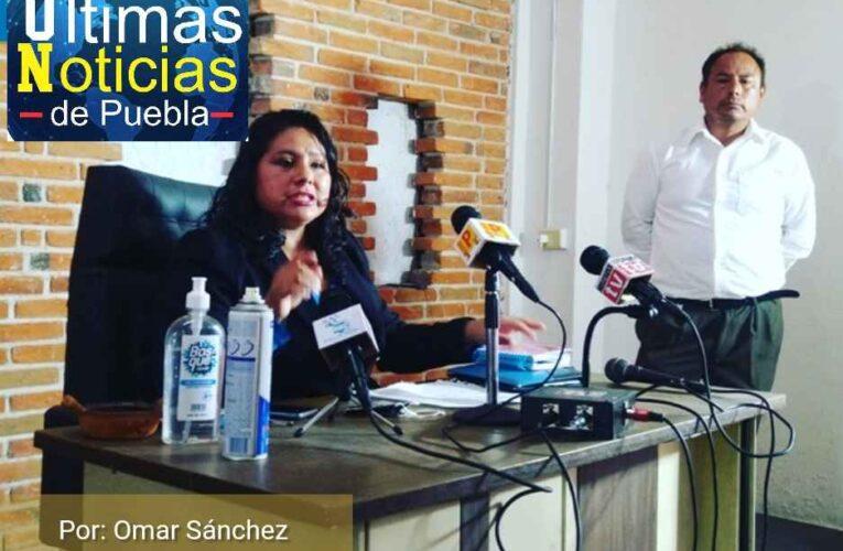 """""""falsa"""" lista que da candidatura a Karina Pérez Popoca; en San Andrés Cholula, para la reelección; Denuncian aspirantes."""