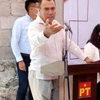 EL LUDÓPATA ENRIQUE MARBAN SÁNCHEZ SUEÑA CON SER ALCALDE NUEVAMENTE DE ATENANGO DEL RÍO.