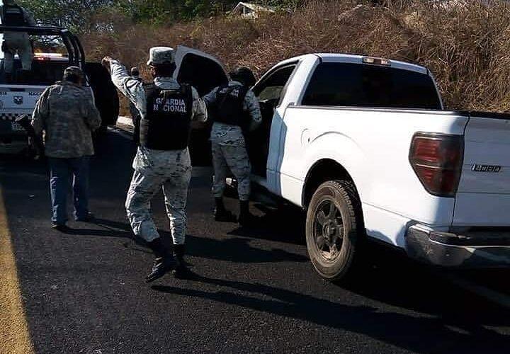 4 policías comunitarios heridos; durante un ataque armado en Copala, Costa chica.