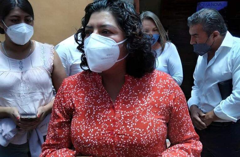 Bloquearan la autopista Atlixcáyotl por incumplimientos de la alcaldesa morenista de San Andrés Cholula, Karina Pérez Popoca.