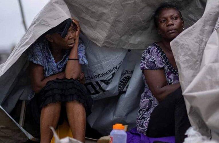 Sube el número de muertos por terremoto en Haití; 1,941.
