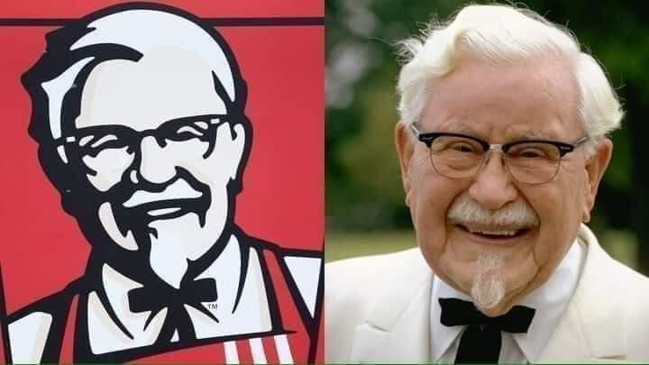 La increíble historia del pollo Kentucky fried chicken.
