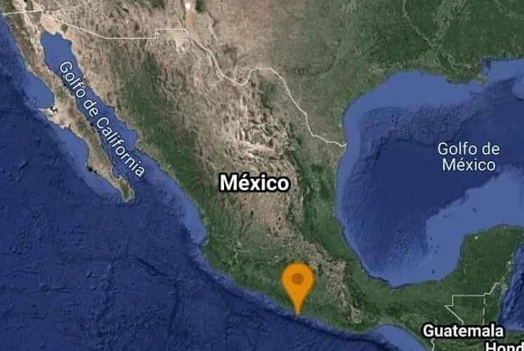 Más de 500 réplicas desde el sismo de 7.1.
