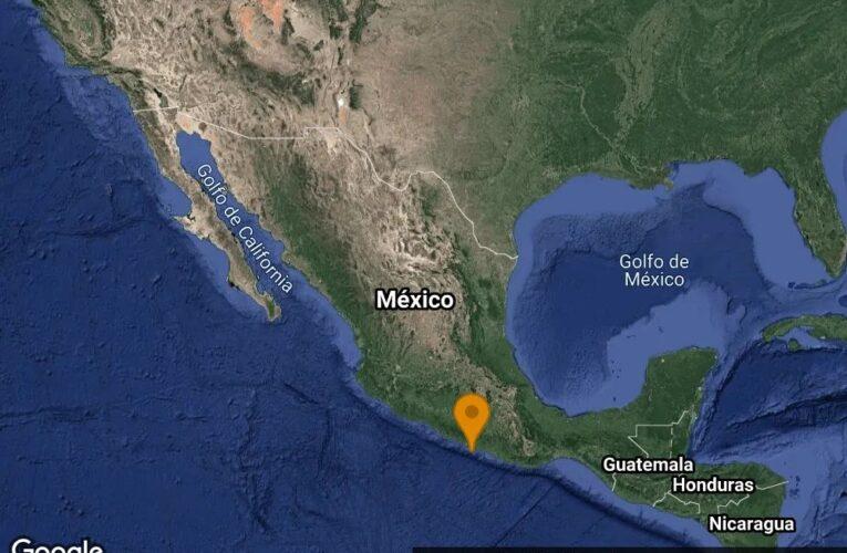 SSN REPORTA: SISMO Magnitud: 4.1