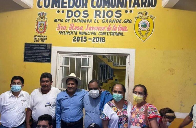 Liberadas a menores encarceladas en Dos Ríos, Cochoapa el Grande.