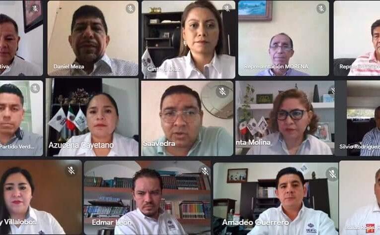 DECLARÓ EL IEPCGRO INICIO FORMAL DEL PROCESO ELECTORAL EXTRAORDINARIO DEL AYUNTAMIENTO DE ILIATENCO